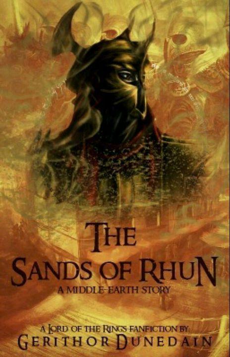The Sands of Runes (LotR fanfiction) by GerithorDunedain