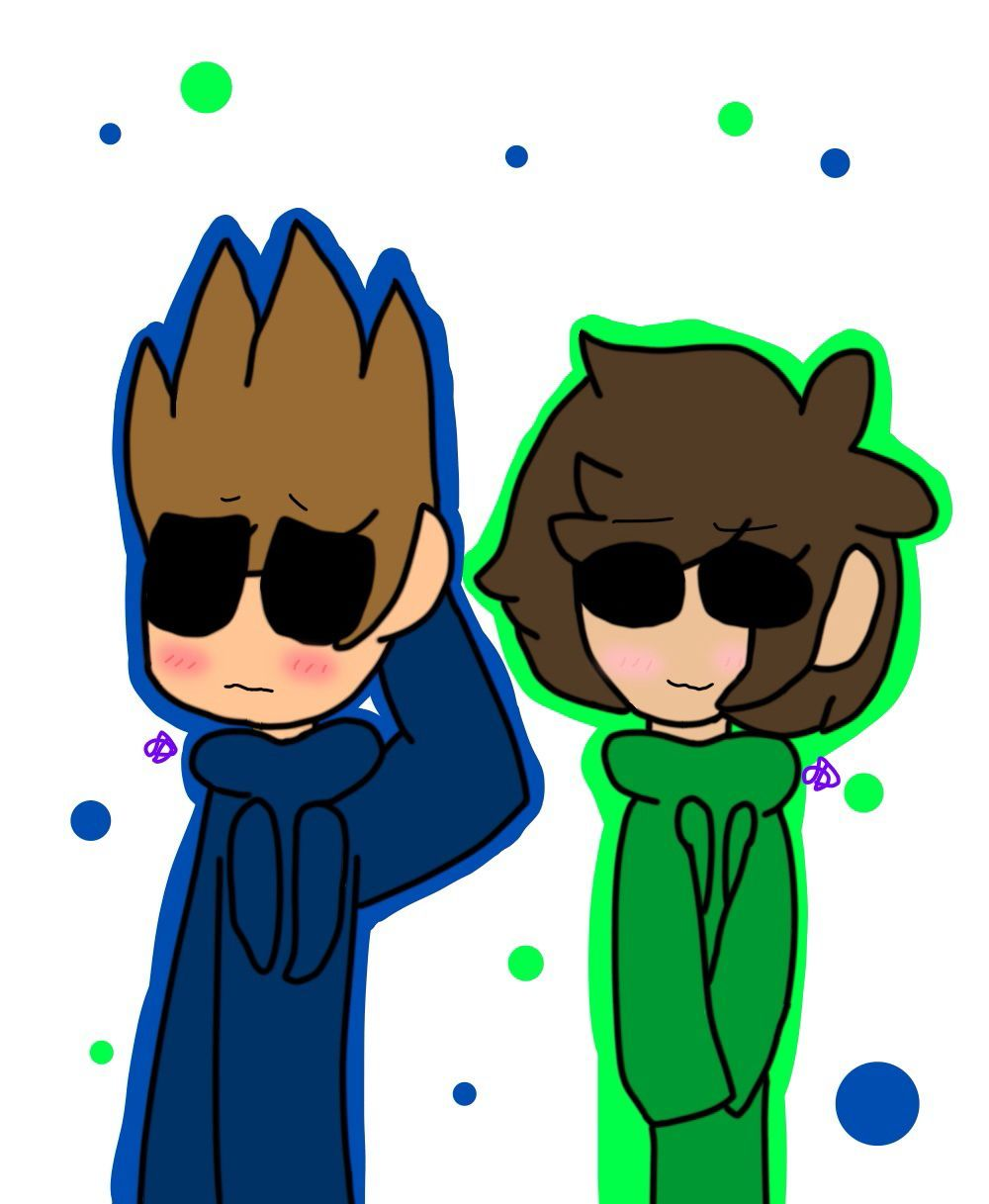 I thought it would look better like this than the other steps(shading,highlites,and some details)This came out pretty well for my first double character digital shipping drawingAnd WOW MY FIRST EVER TOM!!:Don the last sketch it was the official,bu...