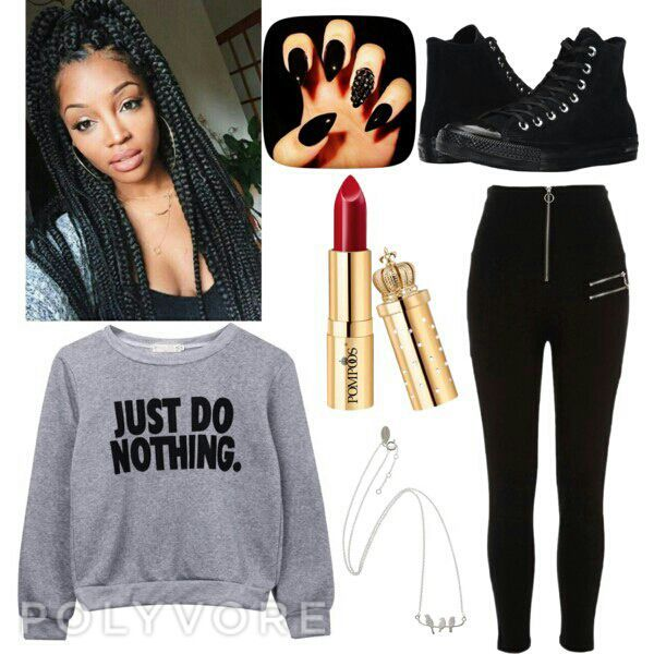 *My outfit*