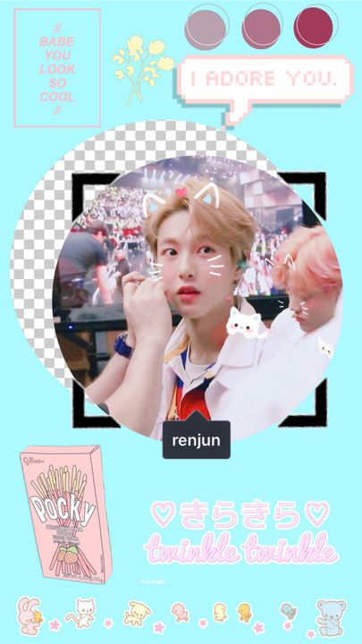 Happy birthday to these cuties! Wow Renjun is already 19 ⚠️ Also I GOT TICKETS TO THE NCT ORIGIN TOUR AND IM SO HAPPY CAUSE IM GOING WITH MY BEST FRIEND 