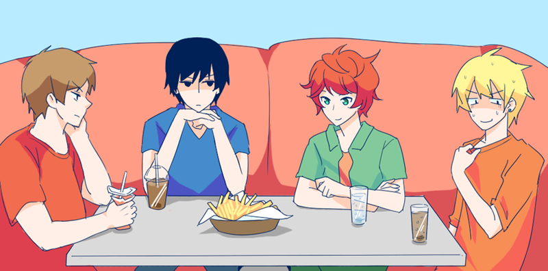 Hanging Out Pt2  Anime Preferences