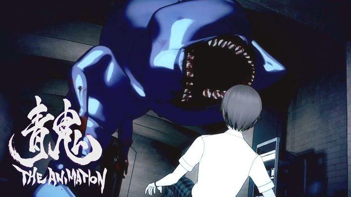 A N I M E O T A K U Part 5 Ao Oni The Animation Movie