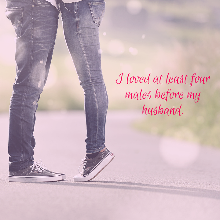 I cheated on my husband, Jonathan, before I met him—physically and emotionally