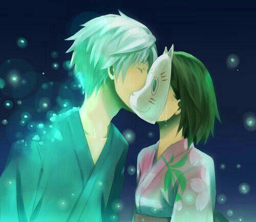100+ Gambar Anime Keren Pasangan Paling Hist