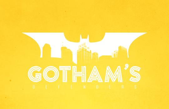 """Defensores de Gotham"