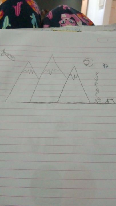 Meus Desenhos Planetas Estrelas E Sol Desenho De