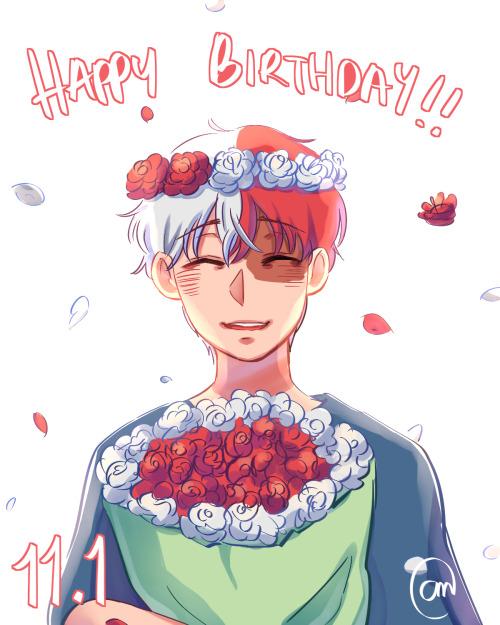 Missing [Todoroki Shouto] - Extra Chapter: Happy Birthday Shouto