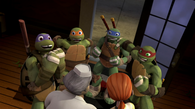 TMNT Boyfriend Scenarios - You like what you see? - Wattpad