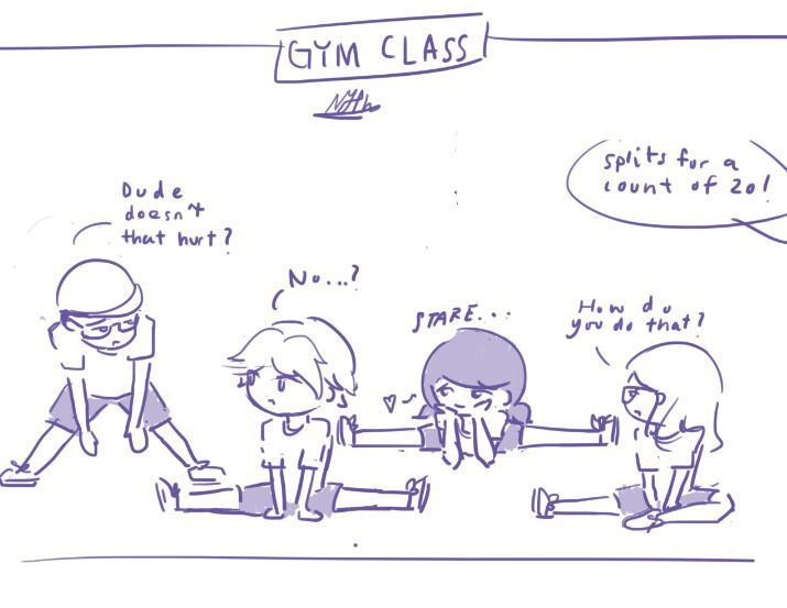 Miraculous Gym Class - Gym Class - Wattpad