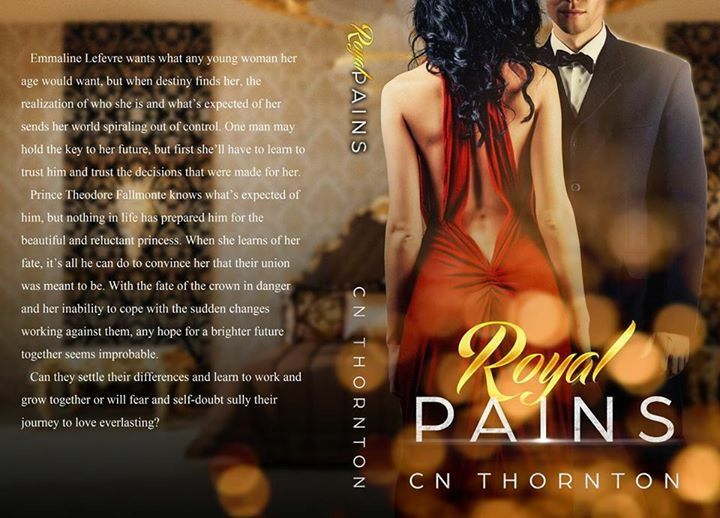 Royal Pains is currently being edited for publishing and will be out in the next couple months :) It will contain, new chapters/scenes, and even a few changes that I've decided to make