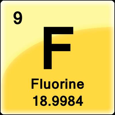 The Periodic Table Fluorine Wattpad