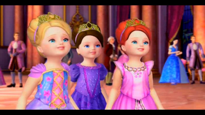 Barbie New Movies In Urdu: Right Here In My Arms: Reuion