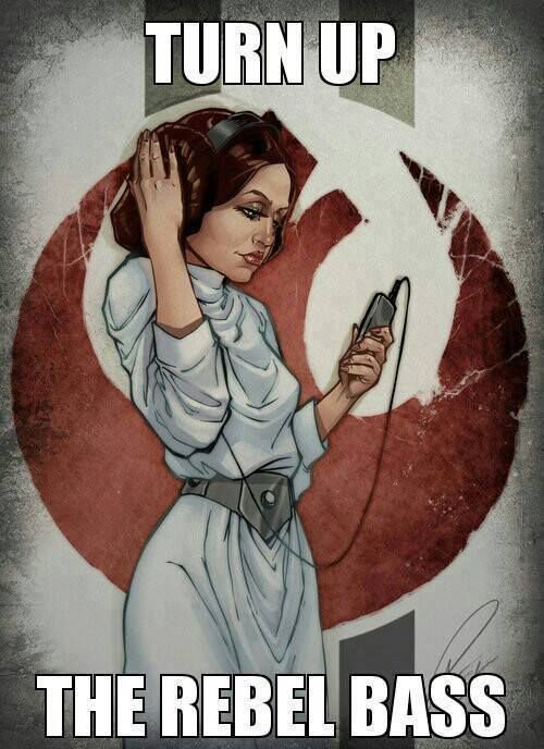 In the comments' section below, paste the link to your favourite Star Wars fan-created images, from anywhere on the interwebs!