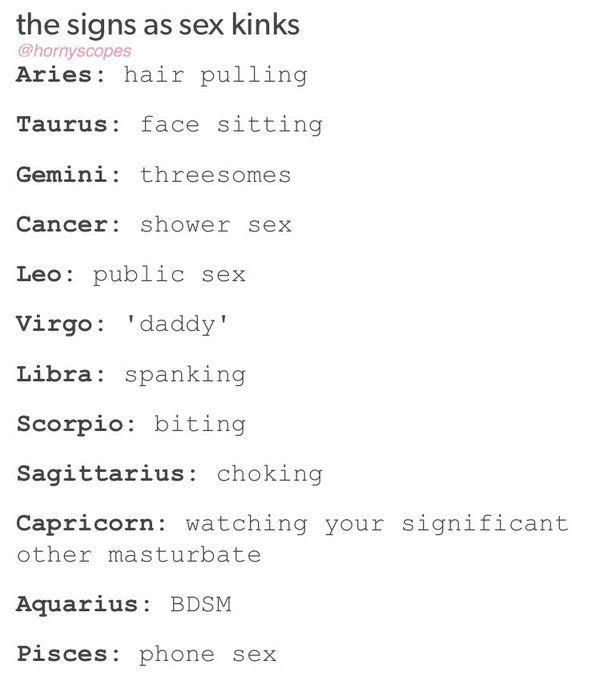 Leo Zodiac Sex