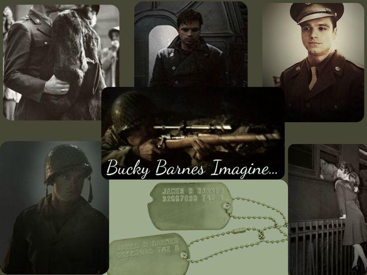 One Shots and Imagines - Homecoming (Bucky Barnes) - Wattpad