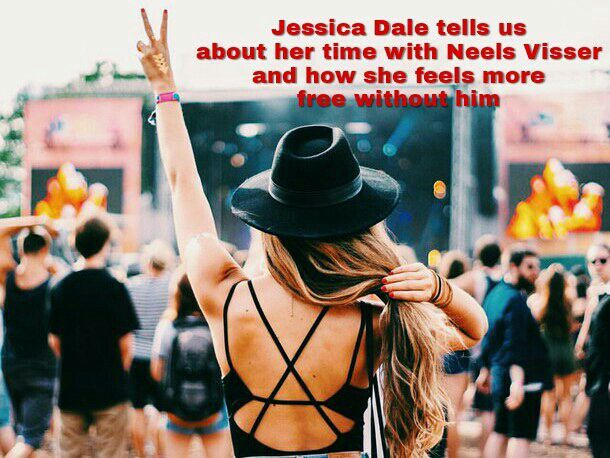 """""""Ok so I bet we weren't the only one's hoping Jessica Dale and Neels Visser will get back together"""