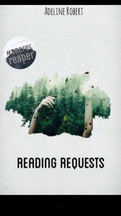 Reading Requests| #secretreader by SteffyCoke