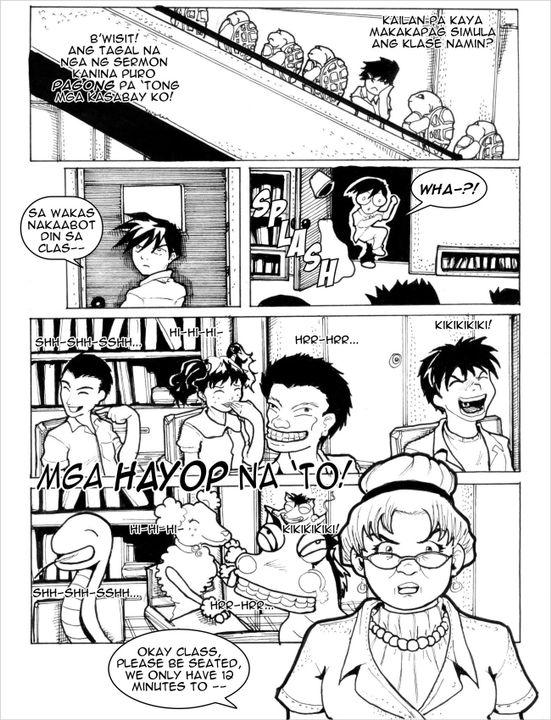 K O R E - Komiks Of Real Enthusiasts - Weirdo - Wattpad