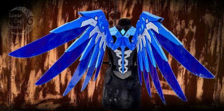 The Galaxy dragon, blue dragon emperor - Sacred gear info