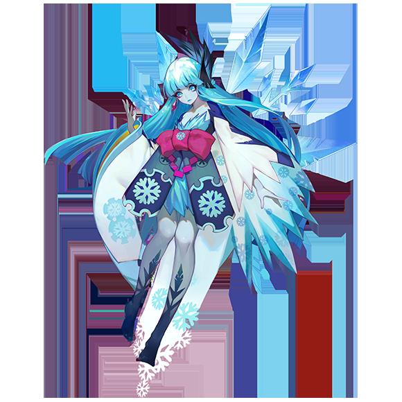 Tuyết Nữ - Yuki-Onna