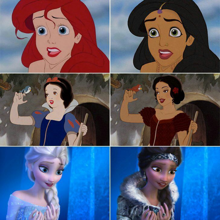 disney princess essay The evolution of disney princesses and their effect on body image, gender roles, and the portrayal of love rachael michelle johnson james madison university.