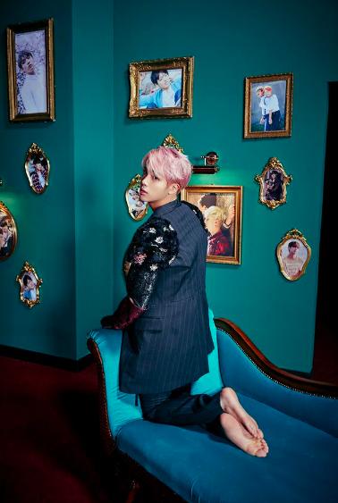 Kpop Pictures Bts Jin Blood Sweat And Tears Photoshoot Wattpad