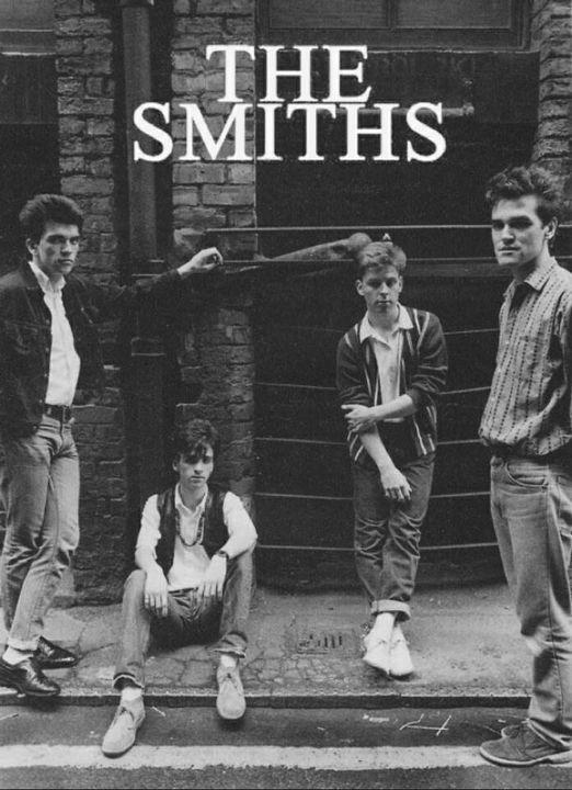 Resultado de imagen de the smiths imagenes