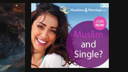And single Muslim