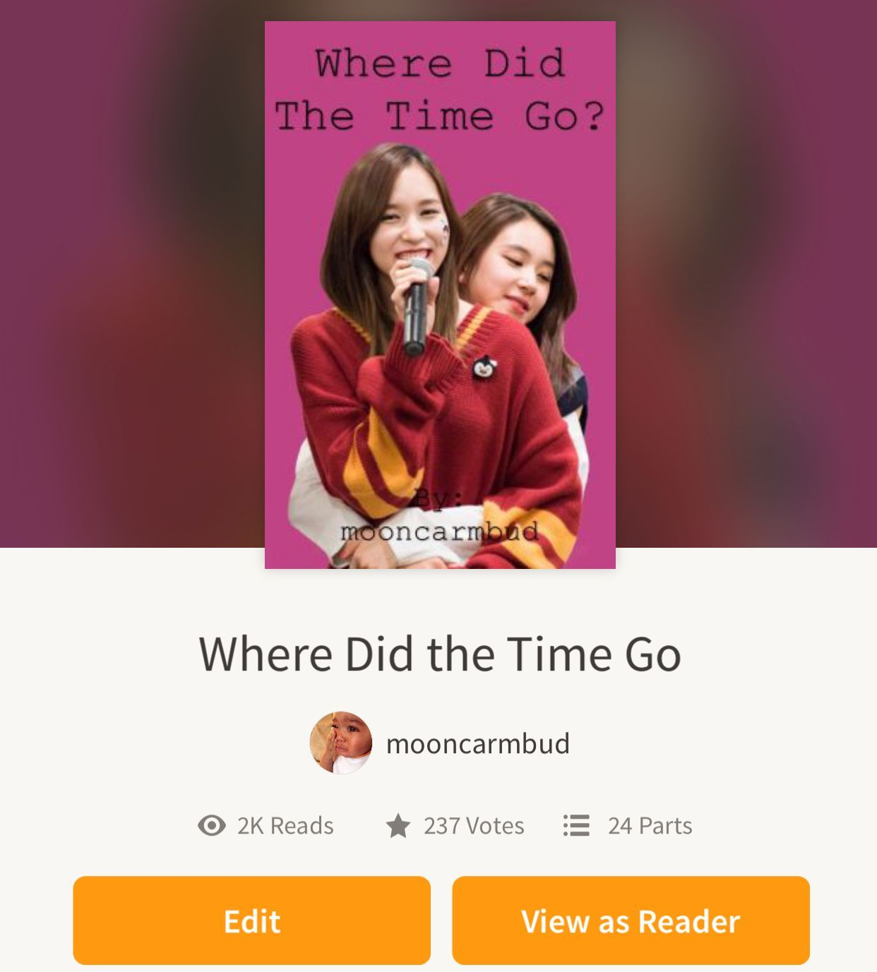 thank you for 2k reads omg!! it's a pretty big deal for me so yeah it means a lot! 💜💜