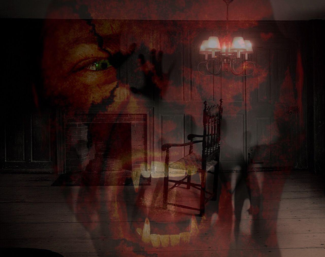 A fallen human; vampire