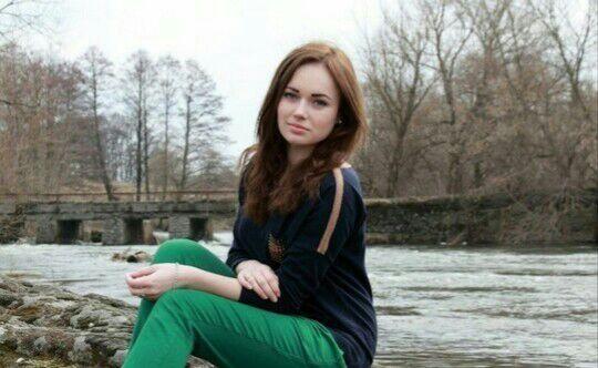 простые девушки москвы фото