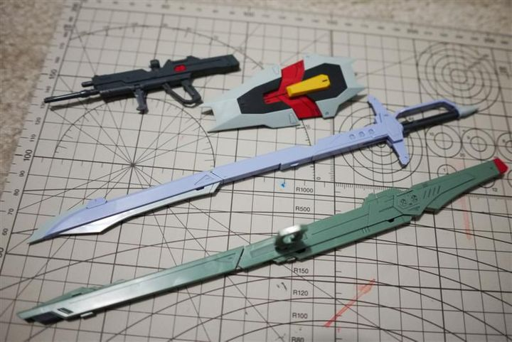 Weapons;