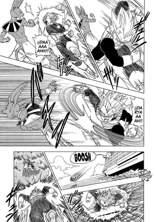 Dragon Ball x To Love Ru - capitulo 37: la batalla de los ...