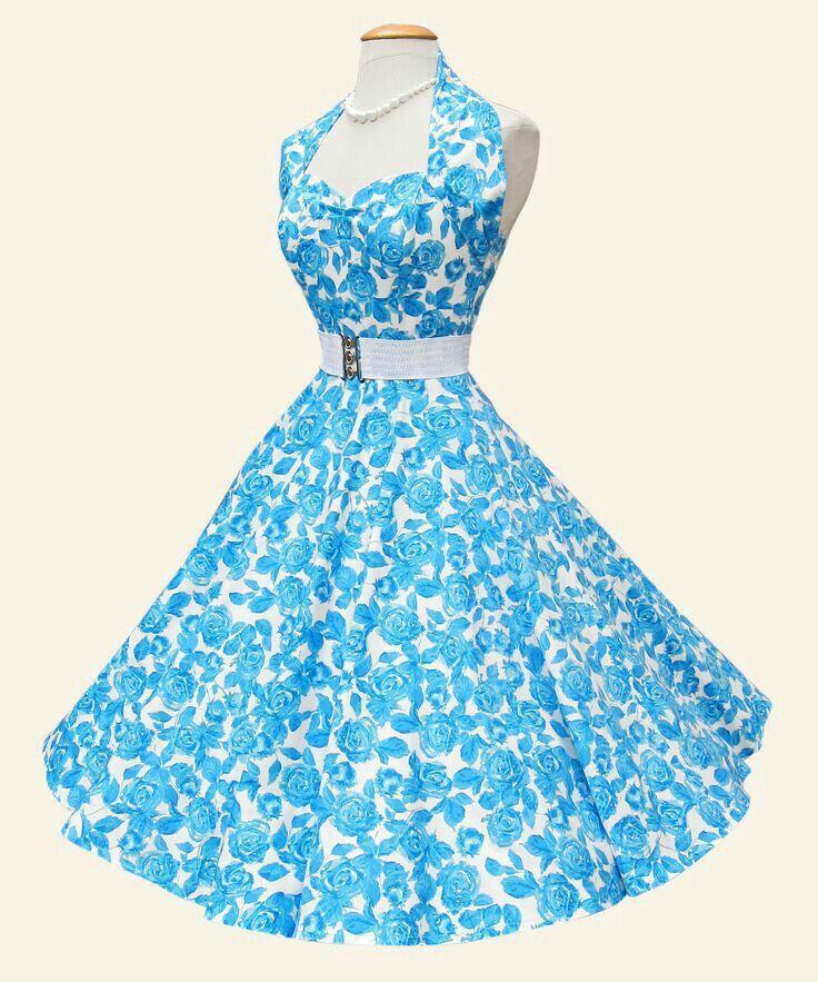 Пышные платья 80-х годов