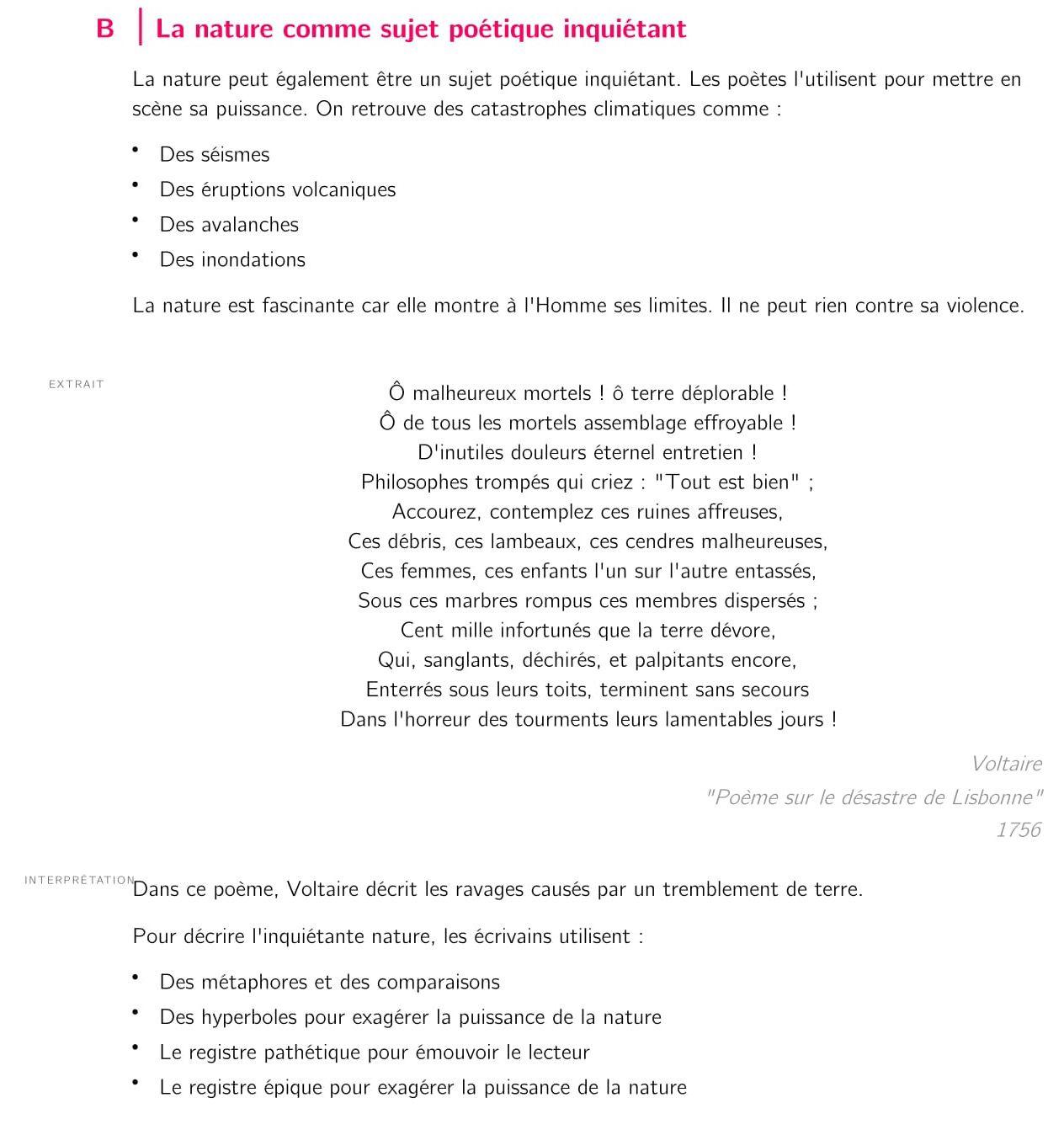 Français 5e Chapitre 34 Lêtre Humain Est Il Maître De La