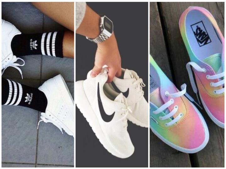 vans tumblr scarpe
