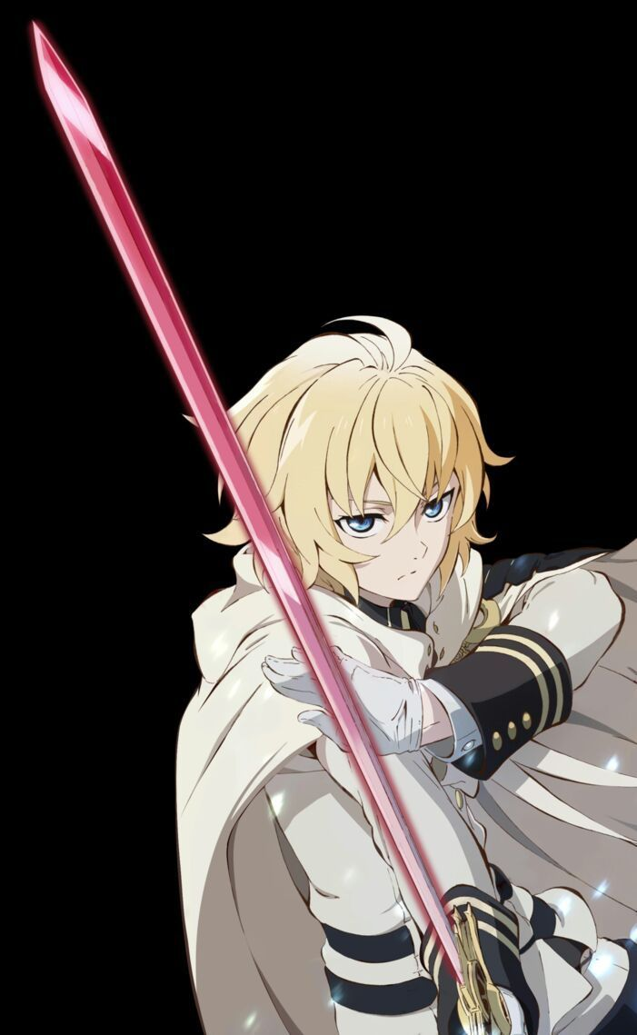 Fondos de pantalla sobre anime owari ni seraph for Fondos de escrito
