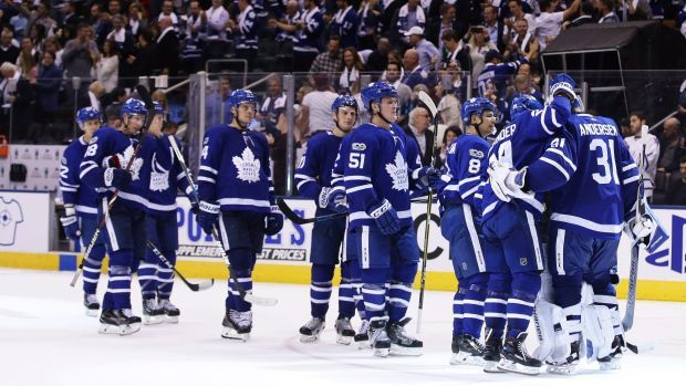 Toronto Maple Leafs as themselves