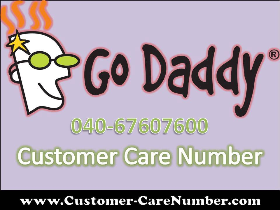 godaddy customer support number