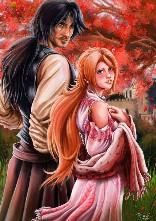 Quand on parle de Lisa esclave, voici Lisa et Sonia, illustration du chapitre le plus torride et cruel du premier tome :