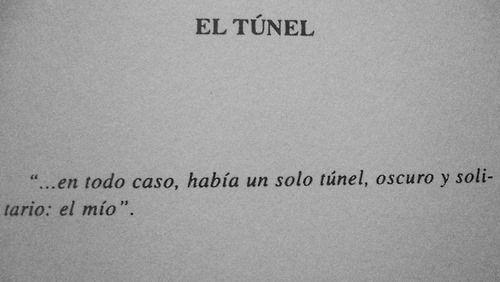 Mis Frases De Libros Favoritas El Túnel Ernesto Sabato