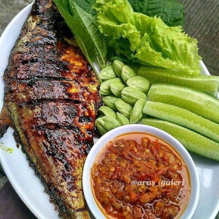 Aneka Masakan Mama Ikan Kuwe Bakar Kecap Wattpad