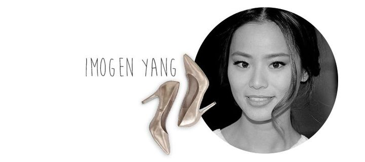 Imogen Yang Eun-A, age 18, was a pre-professional ballerina destined for London's Royal Ballet until her magic manifested itself during a live performance