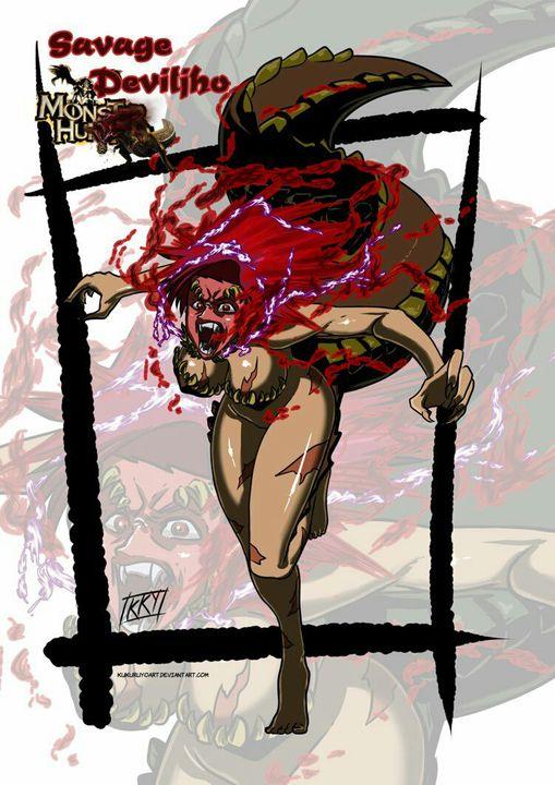 Smash or Pass: Book 2 - Human Female Savage Deviljho - Wattpad