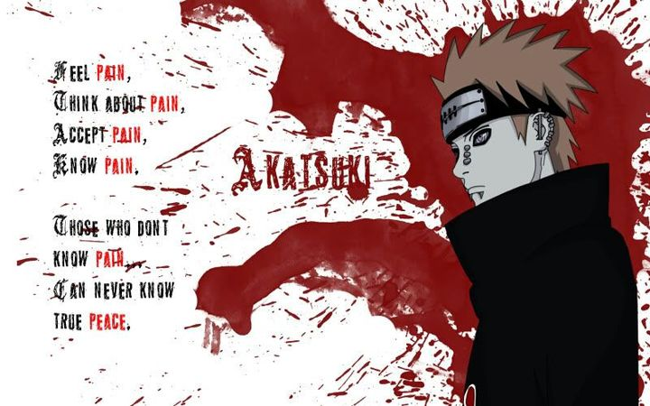 best of naruto memes pain quotes and others wattpad
