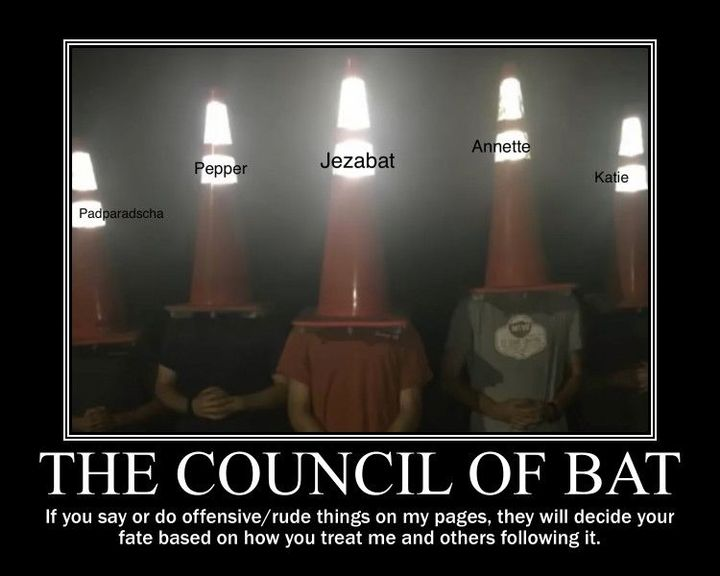 """Based upon the """"The council will decide your fate"""" meme"""