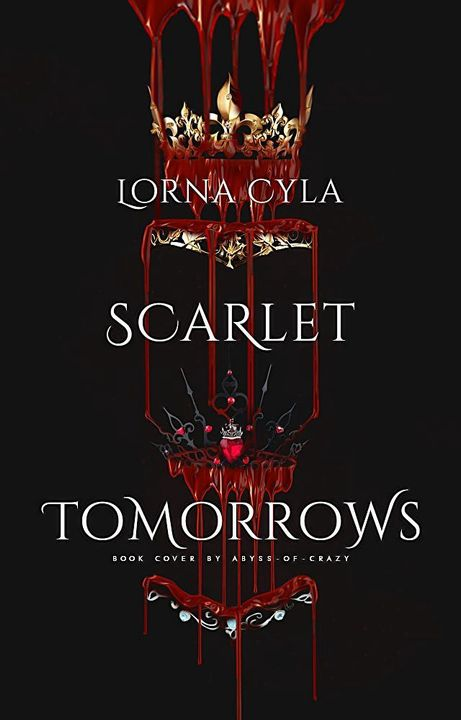 "Dear Readers,I invite you to step into ""Scarlet Tomorrows"", a novel in which I hope to weave an elegant and enthralling story that will intrigue you until the end"