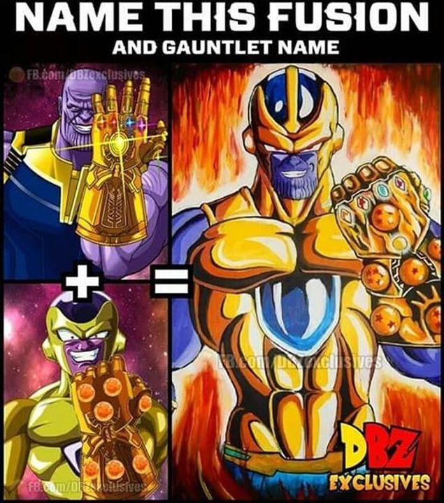 Random Book 4 - Thanos Frieza Fusion - Wattpad