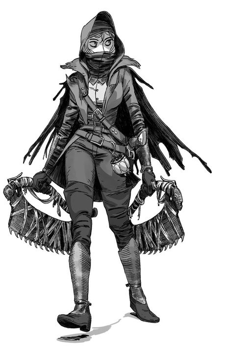 Bloodborne(Female) x Goblin slayer - Bio - Wattpad