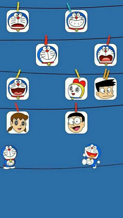Unduh 7600 Koleksi Gambar Wallpaper Doraemon Lucu Gratis Terbaik